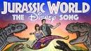 Jurassic World The Disney Song TOON SANDWICH