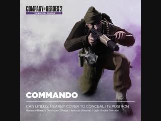 Commando vs obers
