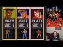 Streets of Rage (Sega Genesis - Прохождение)