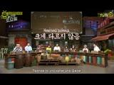 [RUSSUB] 181208 Key (SHINee) & Wendy, Joy (Red Velvet) @ Amazing Saturday