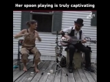 Amazing! Artists Abby the Spoon Lady, Chris Rodrigues via Catchy