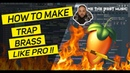 How To Make Trap Brass Like Pro FL STUDIO TUTORIAL TUTORIAL CONTENT