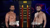 Baysangur Vakhitov vs. Vendres Carlos da Silva