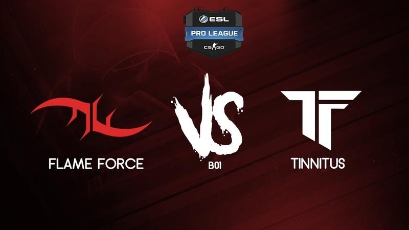Flame Force VS TinniTus - 10.06.2018