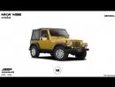 Диски Jeep WRANGLER 2003 - 2005