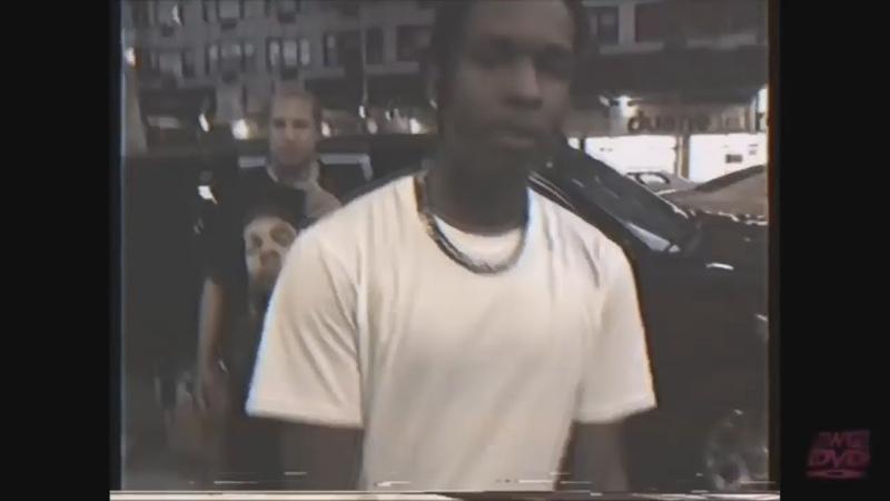 Awge dvd type A$ap Rocky / the slump god beat