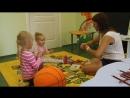 Пальчиковая игра на занятиях с малышами у Ольги Ивановой