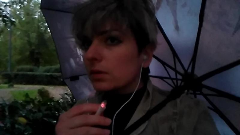 Так холодно и дождь,но я люблю! Бррррррр