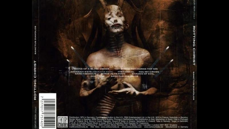 Rotting Christ - Sanctus Diavolos - Full Album