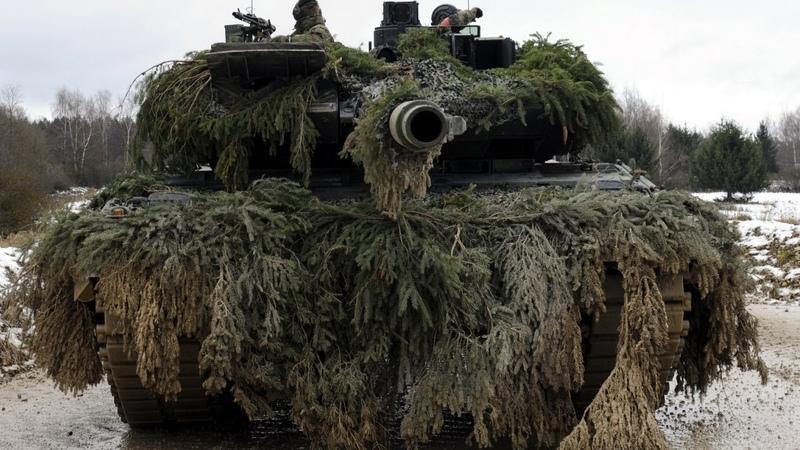 Европейцы показали бронемутанта: Леопард скрестили с Леклерком