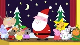 Peppa Pig New Episodes - Father Christmas - Kids Videos