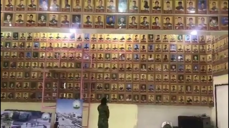 Ever wondered how many martyrs sacrificed their lives fighting against ISIS to defend Kobane This video from Kobane will give yo
