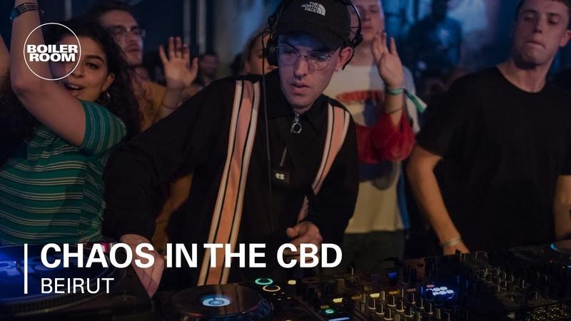Chaos in the CBD Boiler Room x Ballantines True Music Hybrid Sounds Lebanon DJ Set