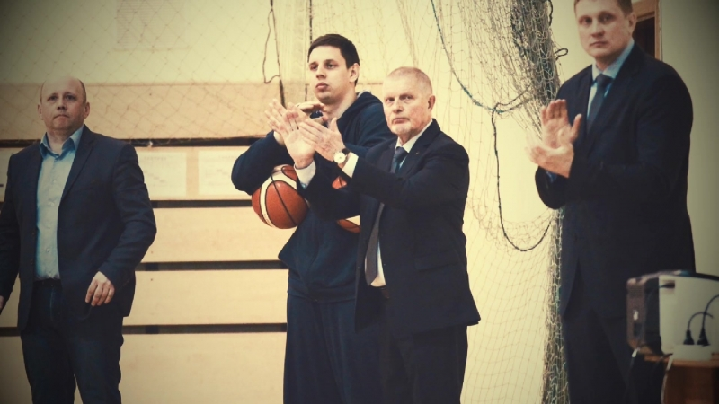 Borisfen Mogilev Basket Games in Minsk S 2017 2018