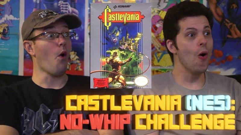 Castlevania NO Whip Challenge! James Mike Mondays