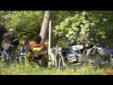 Valentino Rossi Training MiniMoto Bersama Franco Morbidelli dan Muridnya