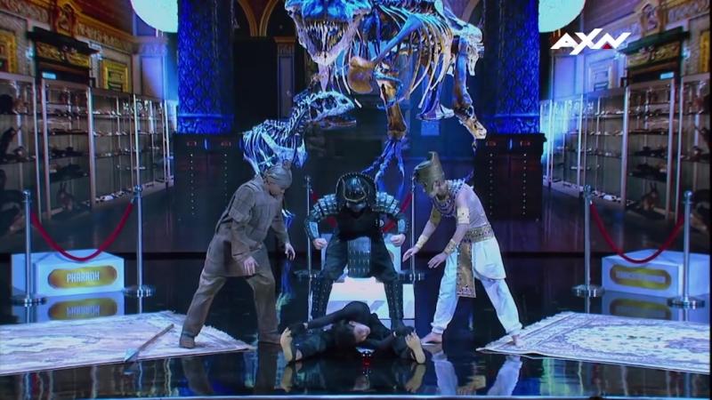 ADEM Dance Crew Semi Final 2 VOTING CLOSED Asia's Got Talent смотреть онлайн без регистрации