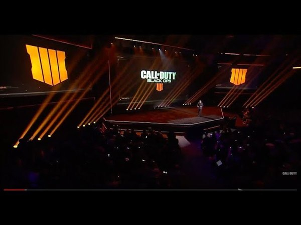 Oficial Call of Duty® Black Ops 4 Evento de Revelación a Comunidad