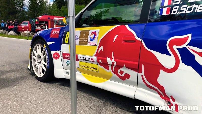 Sébastien LOEB - 306 Maxi Rallye du Chablais 2018 [Pure Sound HDR] best of - TOTOFMAN Prod