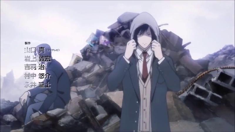 Инуясики - опенинг [Inuyashiki opening]