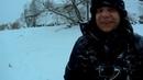 Зимний спиннинг на нижней Москве реке. Классная компания я и три Андрюхи