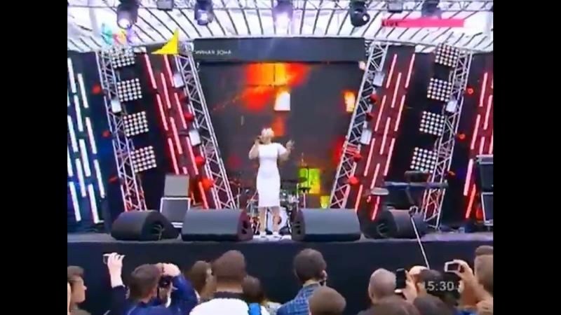 Саша Project - Белое платье (Vegas, Партийная Зона Муз Тв)