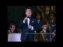 Иосиф Кобзон Очи чёрные Юбилейный концерт Я песне отдал всё сполна Луганск 2017