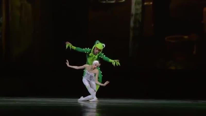 Легенда о Лебедином Озере и Гадком Утёнке балет