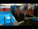 открытое занятие по плаванию в Фитнес Хаус