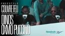 DINOS x OXMO PUCCINO - HELSINKI (Remix) - Live COUVRE FEU REEBOK OKLM TV