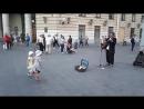 Танцующие дюймовочки (детство)