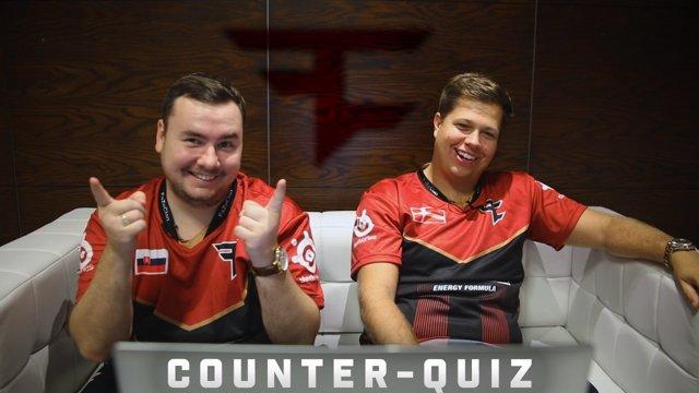 Counter-Quiz: FaZe (karrigan GuardiaN)