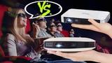 Обзор LED проектора TouYinGer G4. Сравнение с XGIMI Z3 (TouYinGer G3)