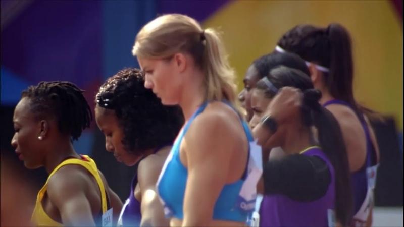 Women's 100m Athletics Continental Cup Day 1 Ostrava 2018