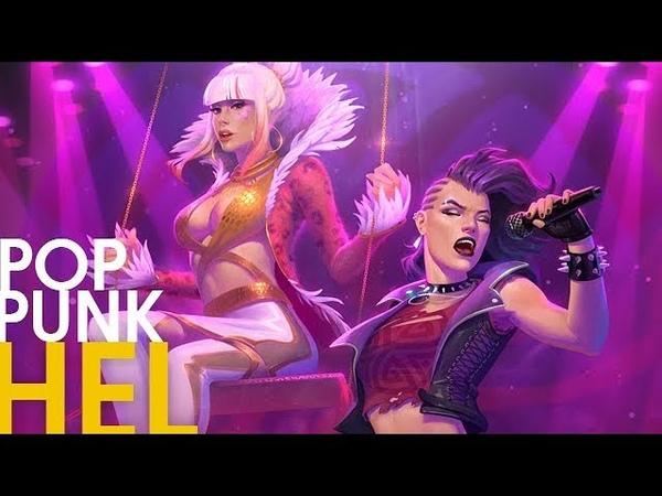 Pop Punk Hel Skin Spotlight