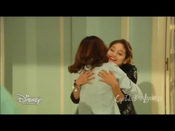 Soy Luna 3 - Luna Recibe a sus Padres Después de ser Liberados - CAP 32