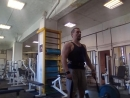 215 кг тяга с высоких плинтов(20 см) май 2018 г.Пушкин Б1