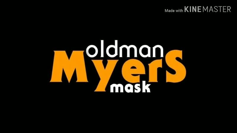 Michael Myers Oldman Myers mask by EVIDENCE h.p.m.
