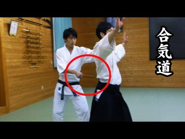 合気道 - 短刀取り Tanto dori - Aikido Knife Defense Techniques
