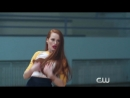 Вероника Лодж и Шерил Блоссом Ривердэйл танец Veronica Lodge and Cheryl Blossom Riverdale dance