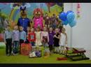 Праздник в честь 5-ти летия племянника Глеба