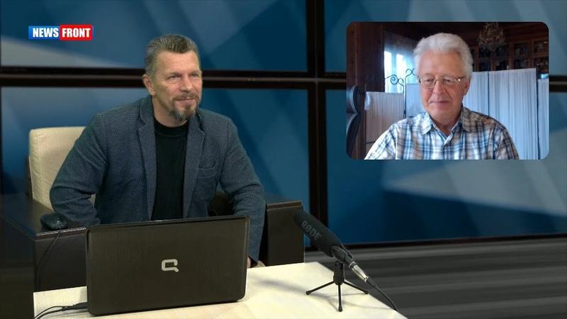 Валентин Катасонов: санкции США - Холодная война против России