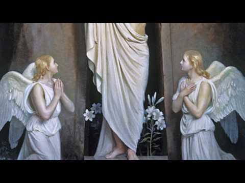 Ingerii si arta sublim inspirata - Carl Bloch