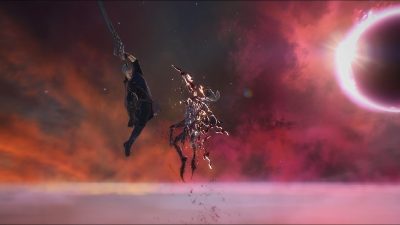 HIGH ROLLER - Devil May Cry 5