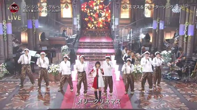 20181205 FNS歌謡祭