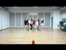 Weki Meki (위키미키) - Crush Dance Practice [Mirrored]