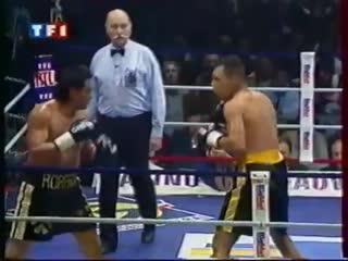 Роберто Дюран vs Карлос Монтеро (полный бой) [22.02.1994]