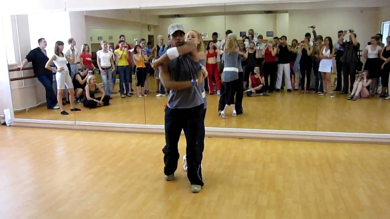 Salsa lesson cuban with wilmer and maria by stephLe