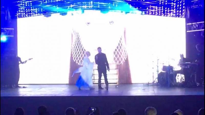 Концерт Сергея Лазарева, г. Россошь