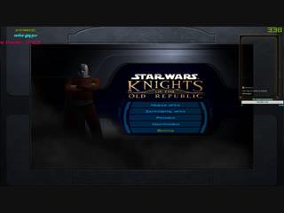 Star Wars: Knights of the Old Republic Часть 3 Канализации и база Вулкеров